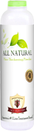 All Natural Hair Thickener